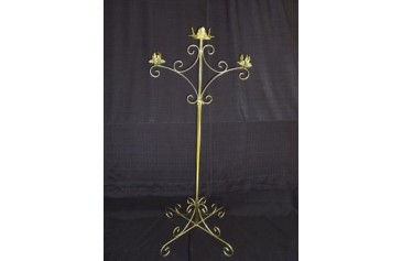 Three Light Unity Candelabra