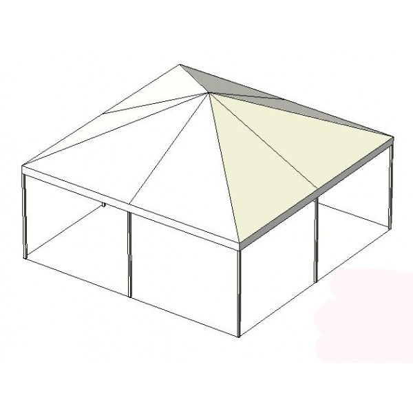 Frame Tent 20x20 - Party Depot