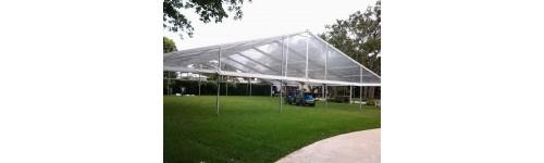 Clear Span Structure Tents