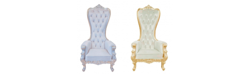 Throne Chair Baroque